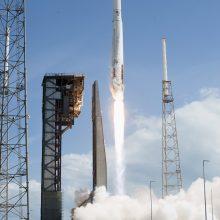 Orbital ATK CRS-7 Liftoff