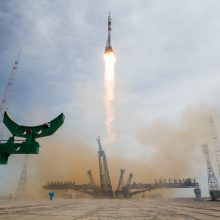 Expedition 51 Launch