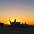 global_hawk_sunrise_testing