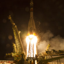 Expedition 52 Launch