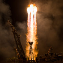 Expedition 53 Soyuz Launch