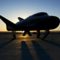 Dream Chaser at Sunrise