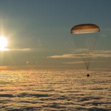 Expedition 54 Soyuz MS-06 Landing