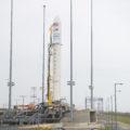 Orbital ATK CRS-9 on the Pad