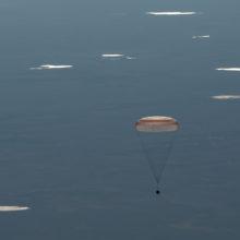 Expedition 55 Soyuz MS-07 Landing