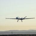 NASA's Ikhana Aircraft During Takeoff for June 12 Flight
