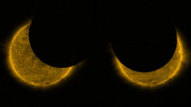 Partial_solar_eclipse_from_space_large