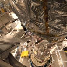 Delta II ICESat-2 Encapsulation Preps
