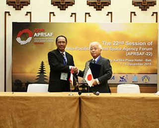 Revision of the Memorandum of Cooperation between JAXA and LAPAN