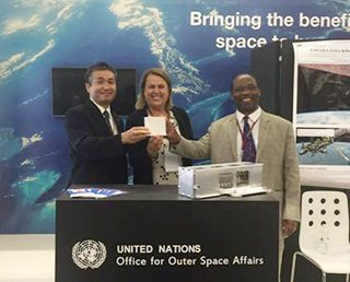 UNOOSA and JAXA open second round of KiboCUBE