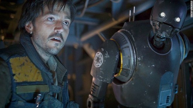Secret Origin of Star Wars: Rogue One's Cassian Andor & K-2SO to be Revealed at Marvel