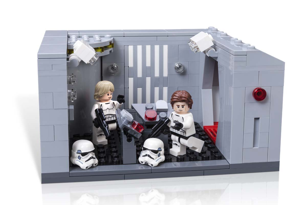 Lego Exclusive 'Star Wars' Detention Block Rescue