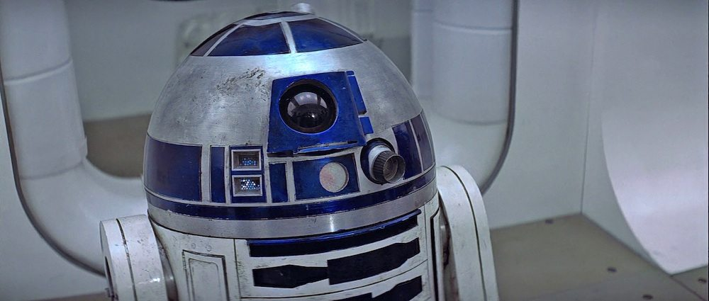 'Star Wars' Droids