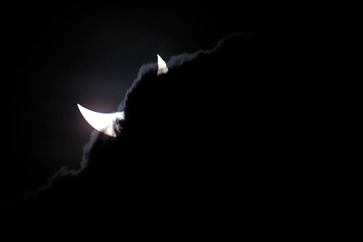Total Solar Eclipse in Palm Cove, Australia