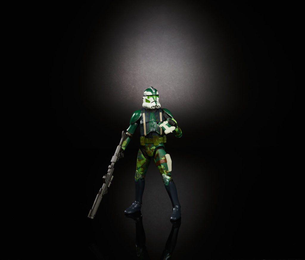 Hasbro 'Star Wars' Black Series: Clone Commander Gree