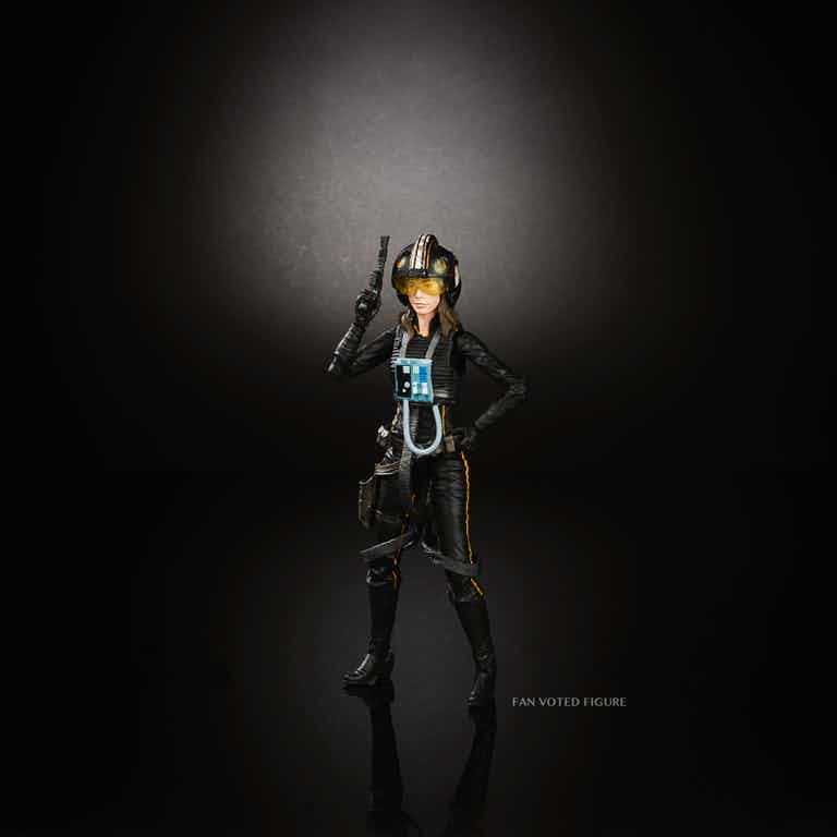 Black Series: Jaina Solo