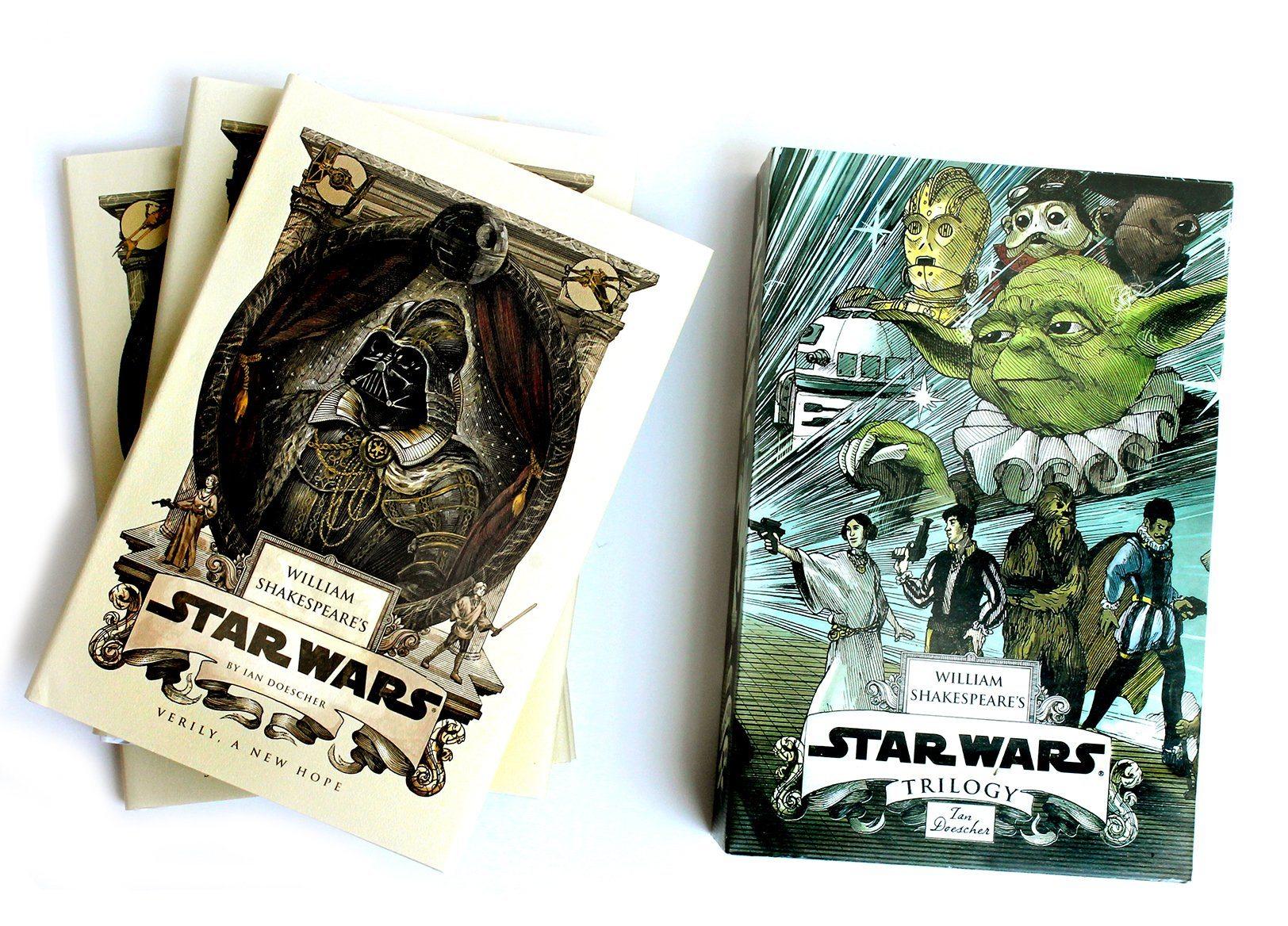 'William Shakespeare's Star Wars Trilogy'