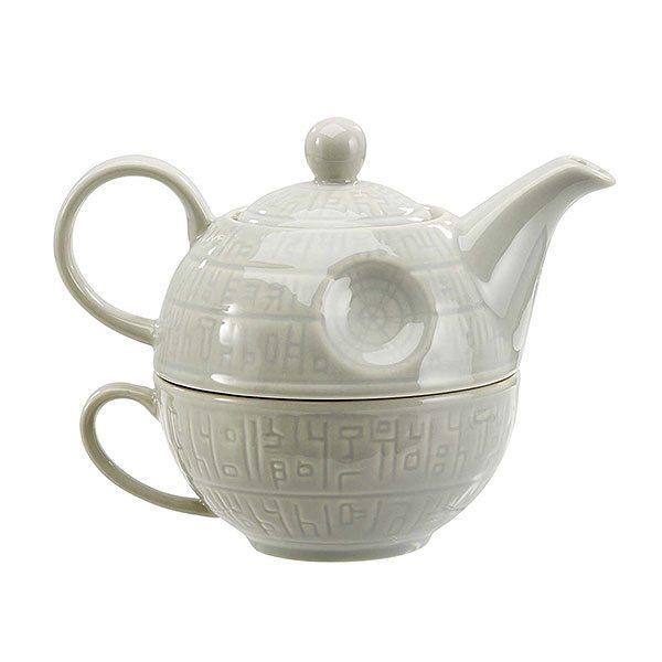 Death Star Teapot & Mug