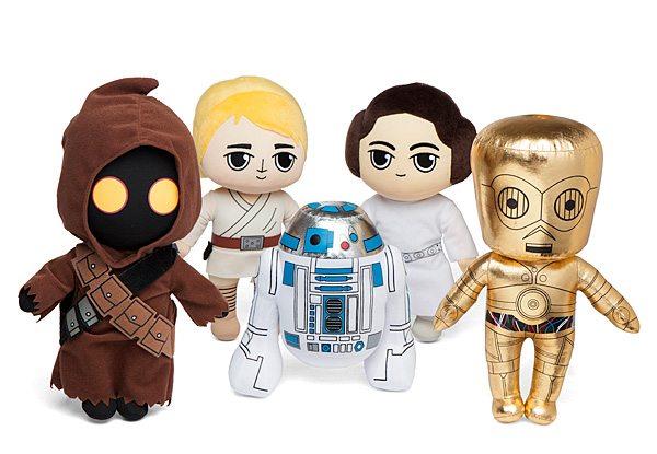 'Star Wars' 40th Anniversary Plush Set