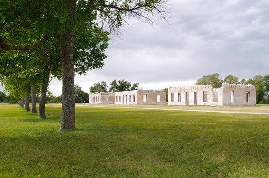 Fort Laramie National Historic Site, Wyoming