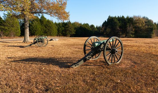 Stones River National Battlefield, Tennessee