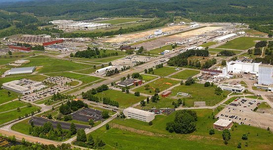 Manhattan Project National Historical Park, Tennessee