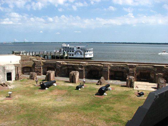 Fort Sumter National Monument, South Carolina