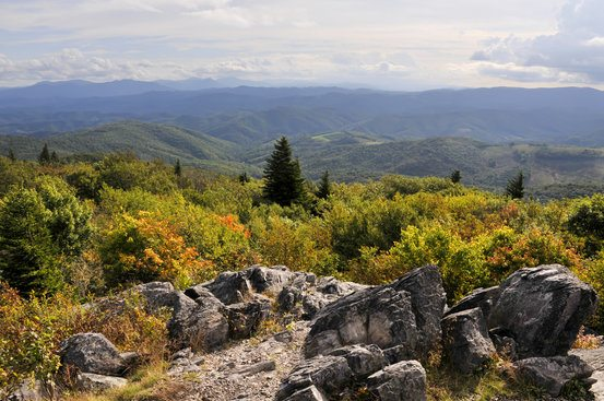 Appalachian National Scenic Trail, multiple states
