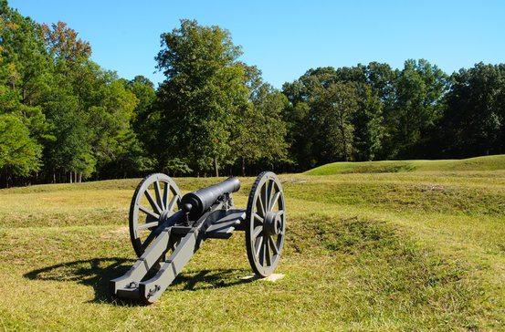 Ninety Six National Historic Site, South Carolina
