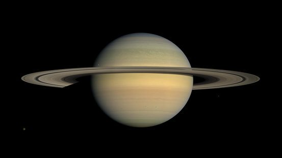 Mysteries of Saturn