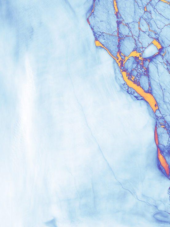 Landsat 8 View