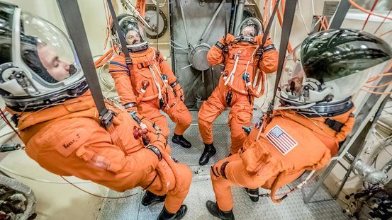 The Orion Spacesuit