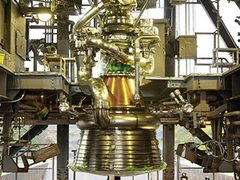 LE-9 Engine Assembled, Shipped for Testing