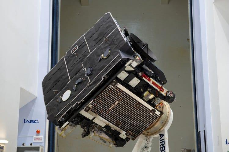 Solar Orbiter at IABG