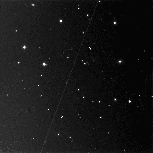 Cheops seen by SAINT-EX telescope