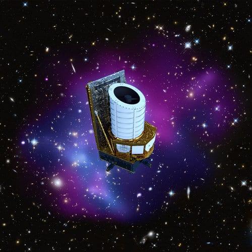 Euclid spacecraft