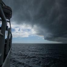 SpaceX Dragon Crew Emergency Evacuation Rehearsal