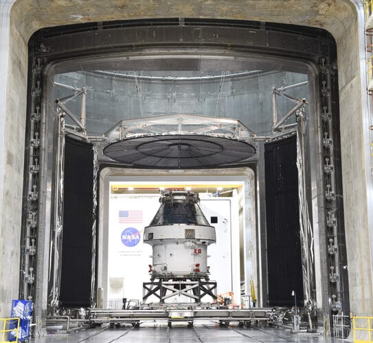 Tests complete for Orion