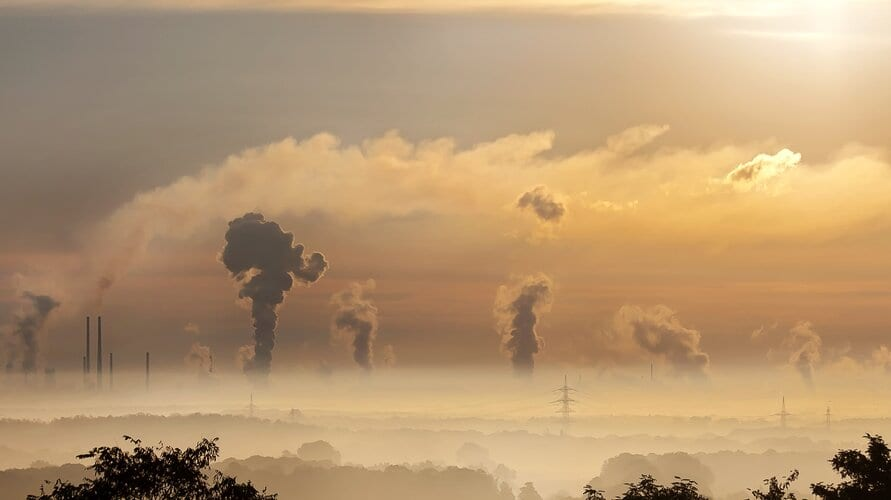 Industrial emissions of carbon dioxide fuel our warming climate